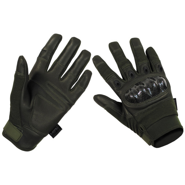 "Tactical Handschuhe ""Mission"""