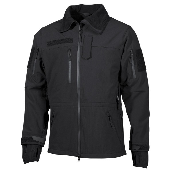 "Soft Shell Jacke ""High Defence"""